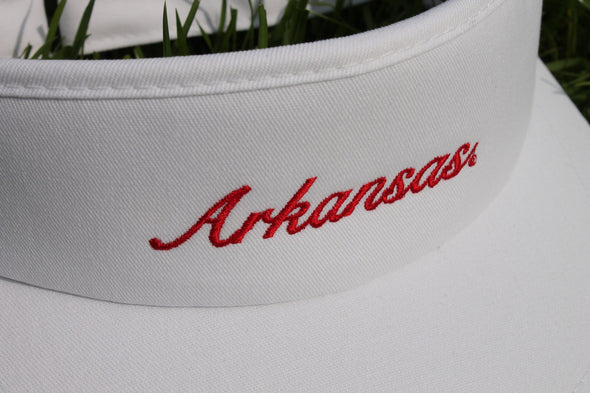 University of Arkansas Visor