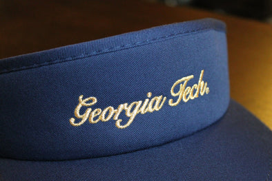 Georgia Tech Visor - Navy