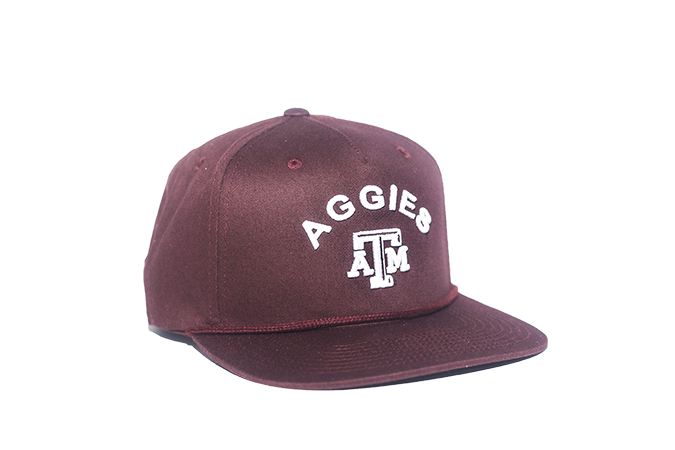 c7b1bb60f3a Texas A M University Classic Retro Snapback Hat – Maroon – The Collegiate  Player