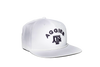Texas A&M University Classic Retro Snapback Hat - White