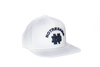 University of Notre Dame Classic Retro Snapback Hat - White