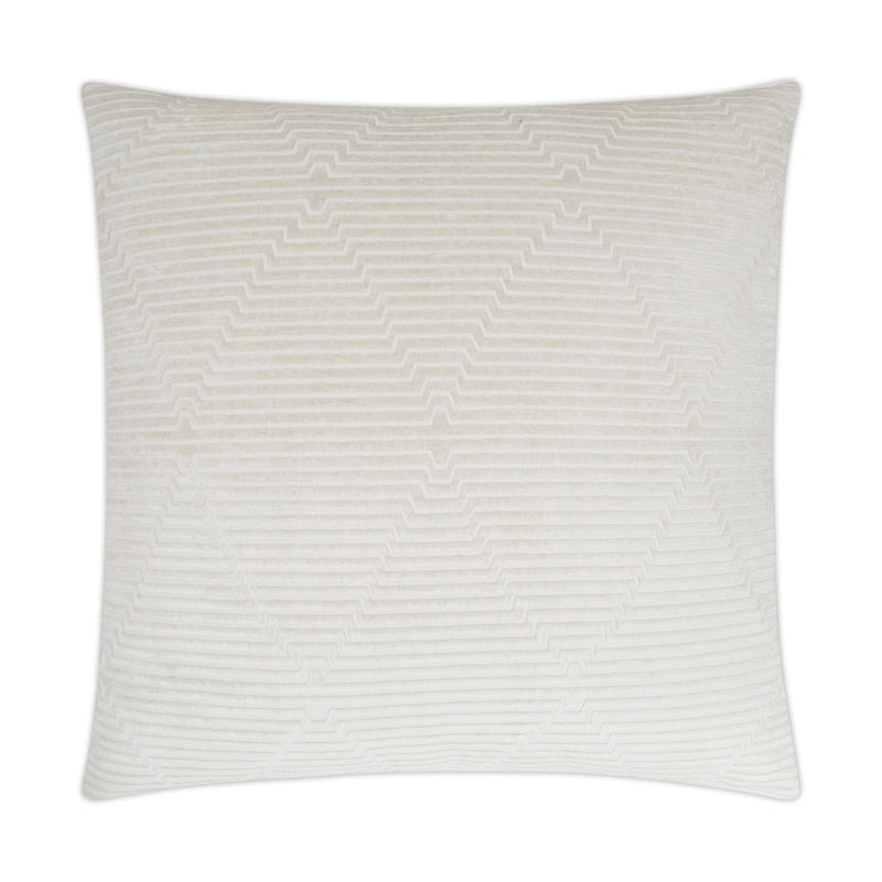 Outline-Ivory Pillow