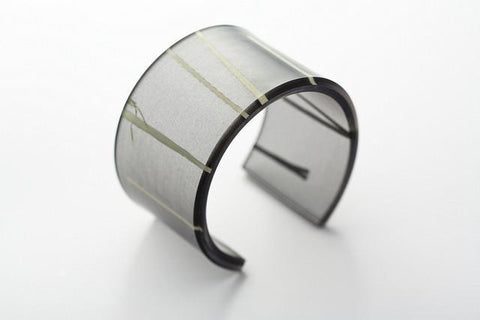 Bear Grass Black Cuff - Wide