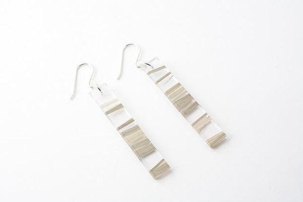Bear Grass Lite Earrings - Long