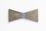 Concrete Bow Tie - Simple - Grey