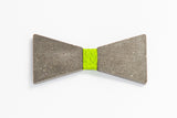 Concrete Bow Tie - Simple - Light Green