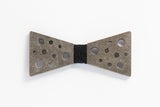 Concrete Bow Tie - SuperStar - Black