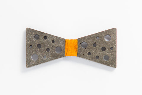Concrete Bow Tie - SuperStar - Orange