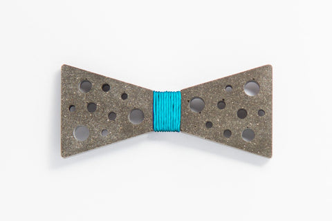 Concrete Bow Tie - SuperStar - Turqoise