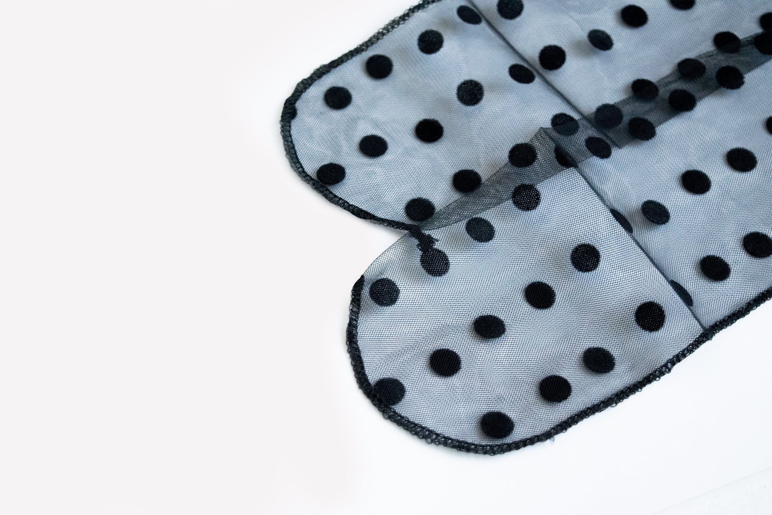 Sheer socks- Dots