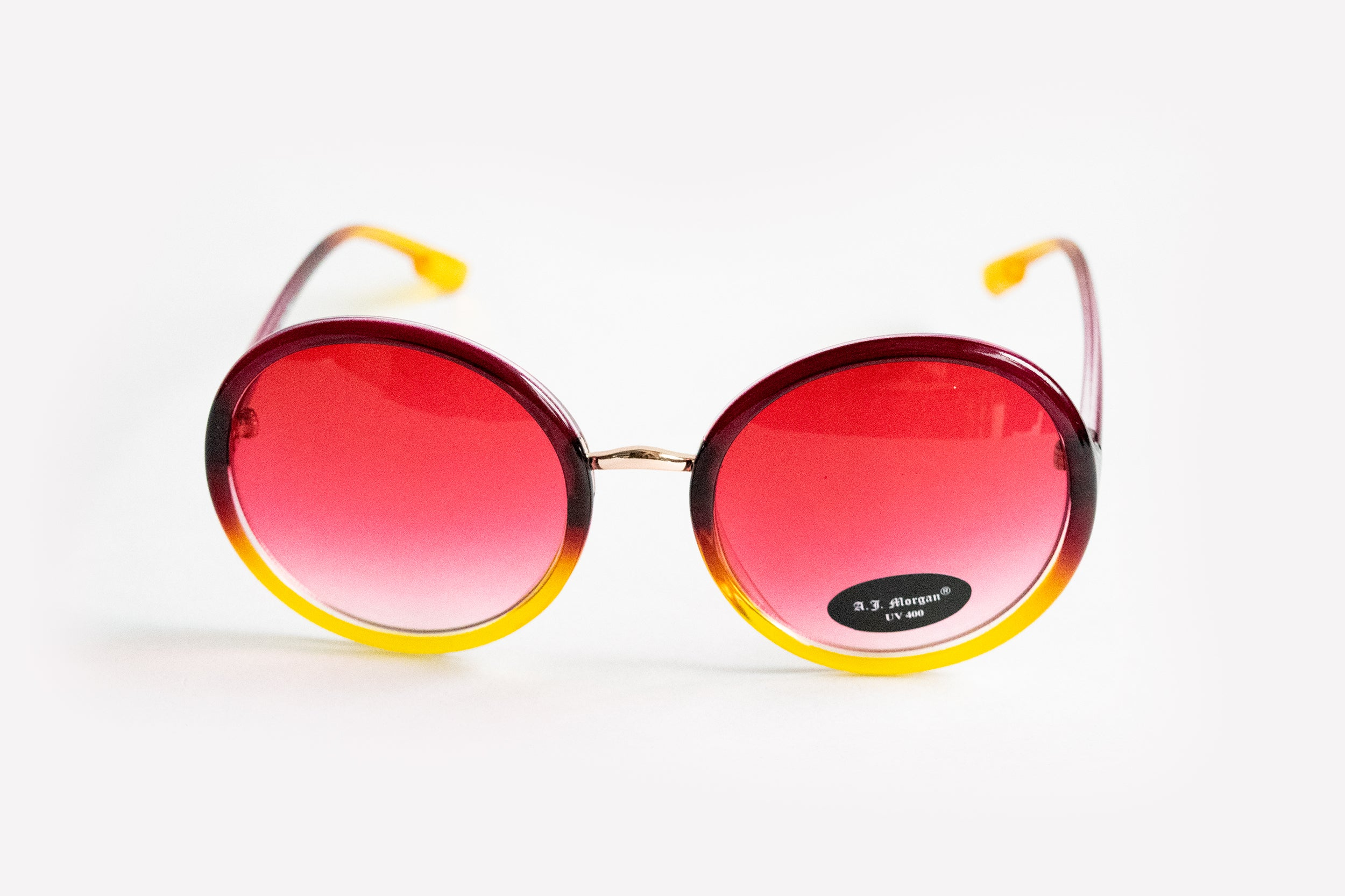 Endless Sunglasses - Burgundy Multi