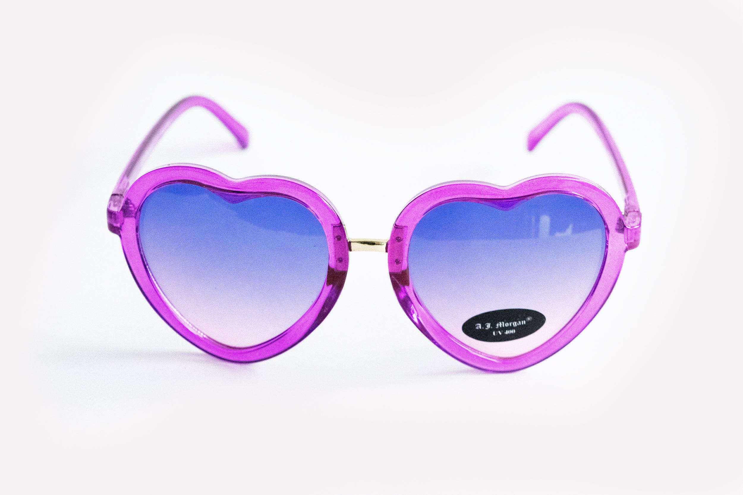 Love Machine Sunglasses- Purple