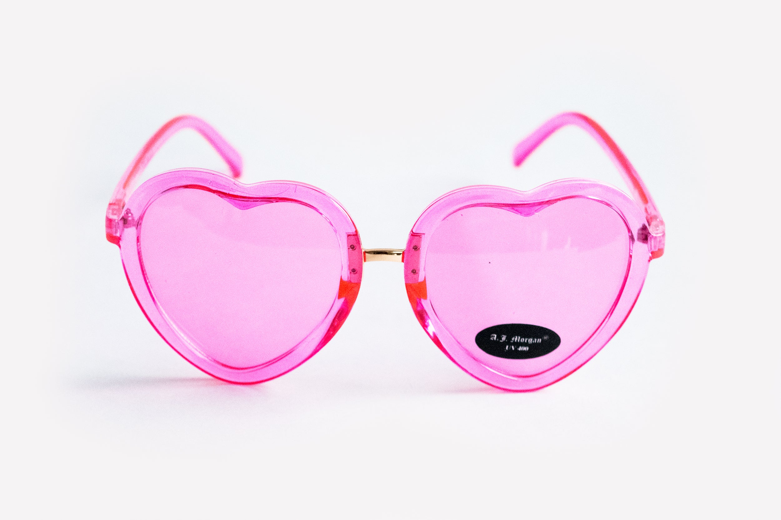 Love Machine Sunglasses- Pink