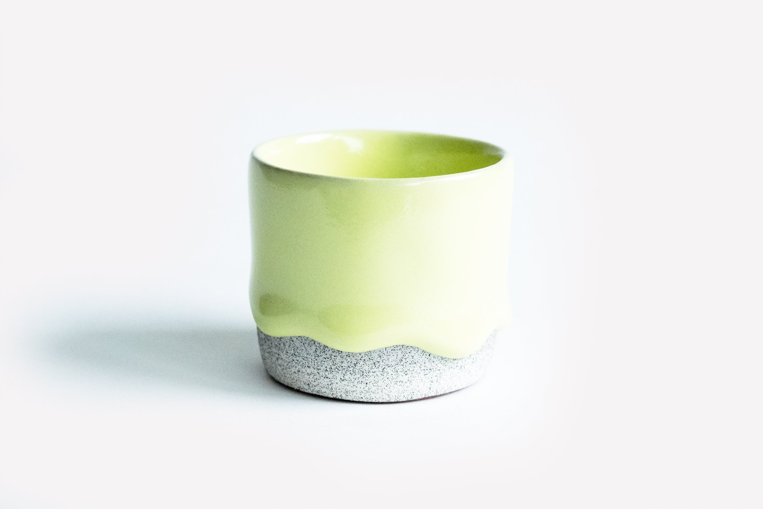 Tiny Cup- Chartreuse