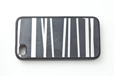 Electra Silver iPhone Case