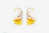 Fleur Vitamin C Earrings - Flow Double