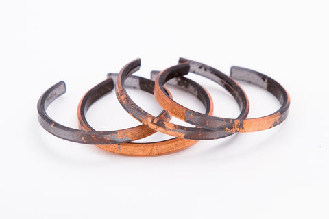 Gild Copper Bangle