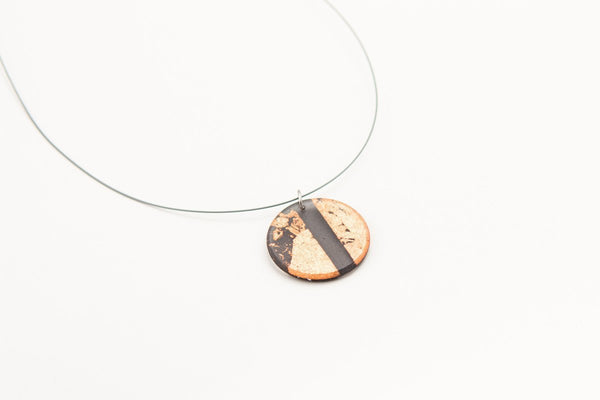 Gild Copper Necklace - Circle