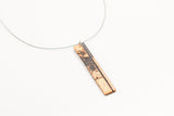 Gild Copper Necklace - Long