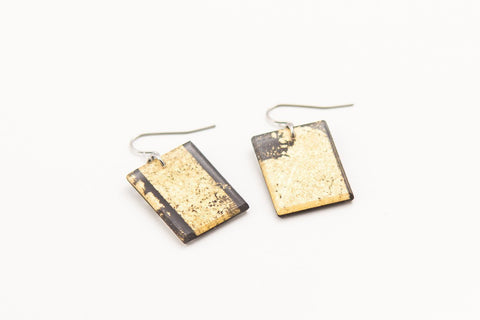 Gild Gold Earrings - Regular