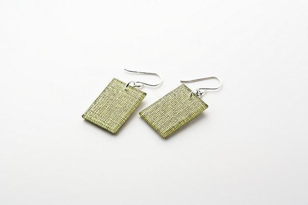 Hush Lichen Earrings - Regular