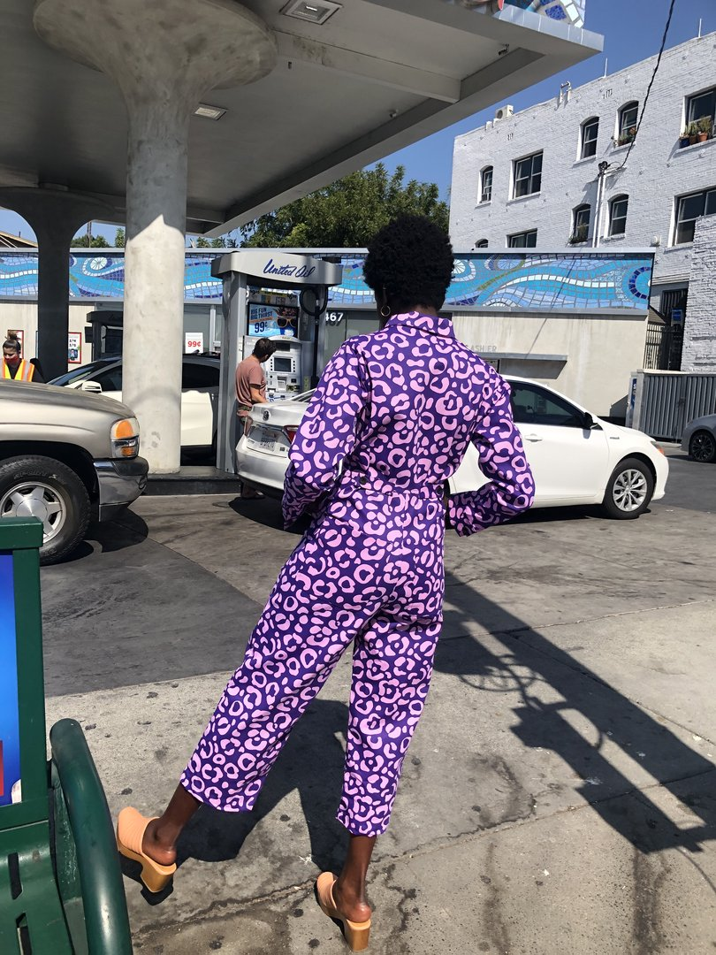 Nooworks Coveralls - World Domination Suit Cheetah Spot