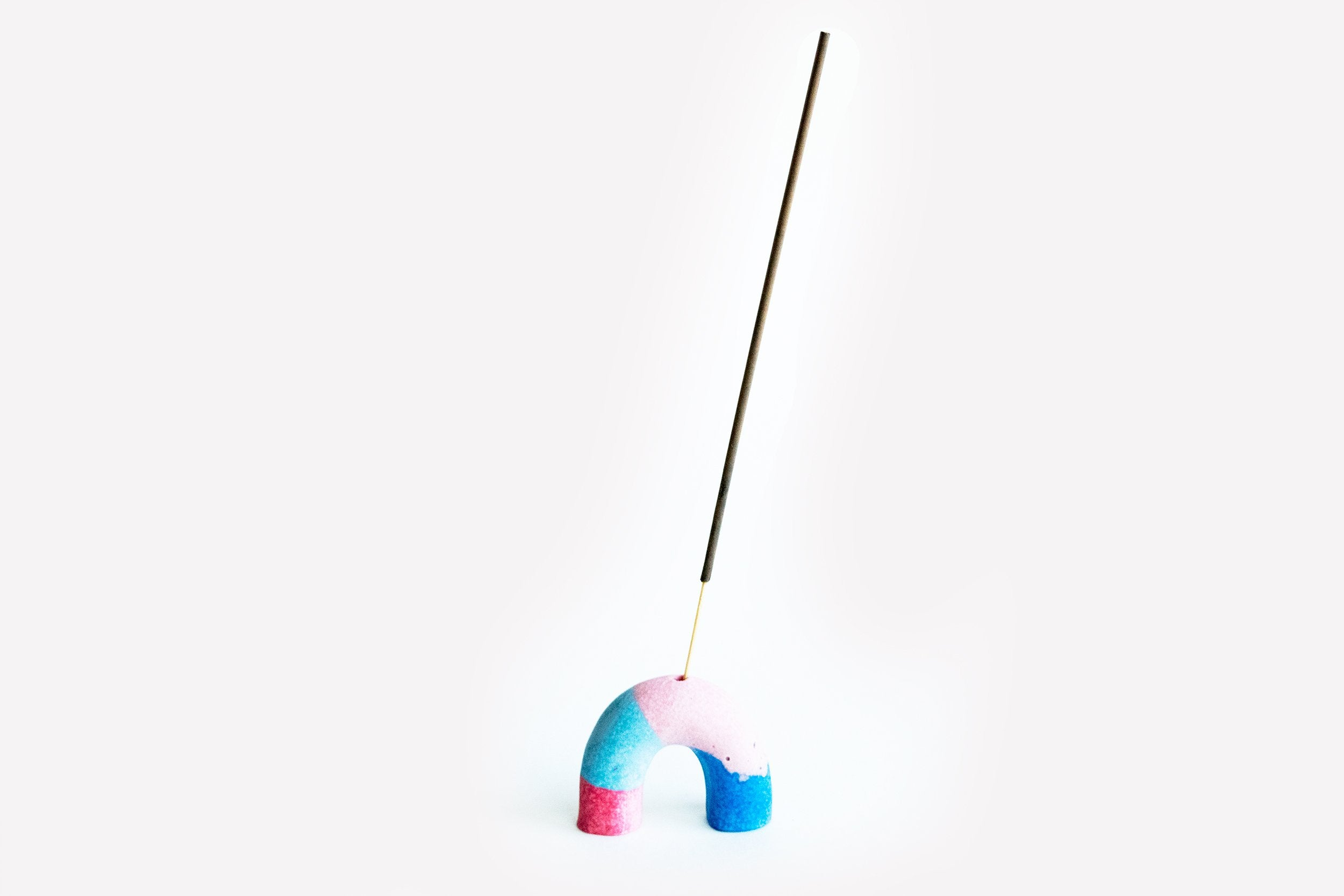 Arch Incense Holder - Candy Shop