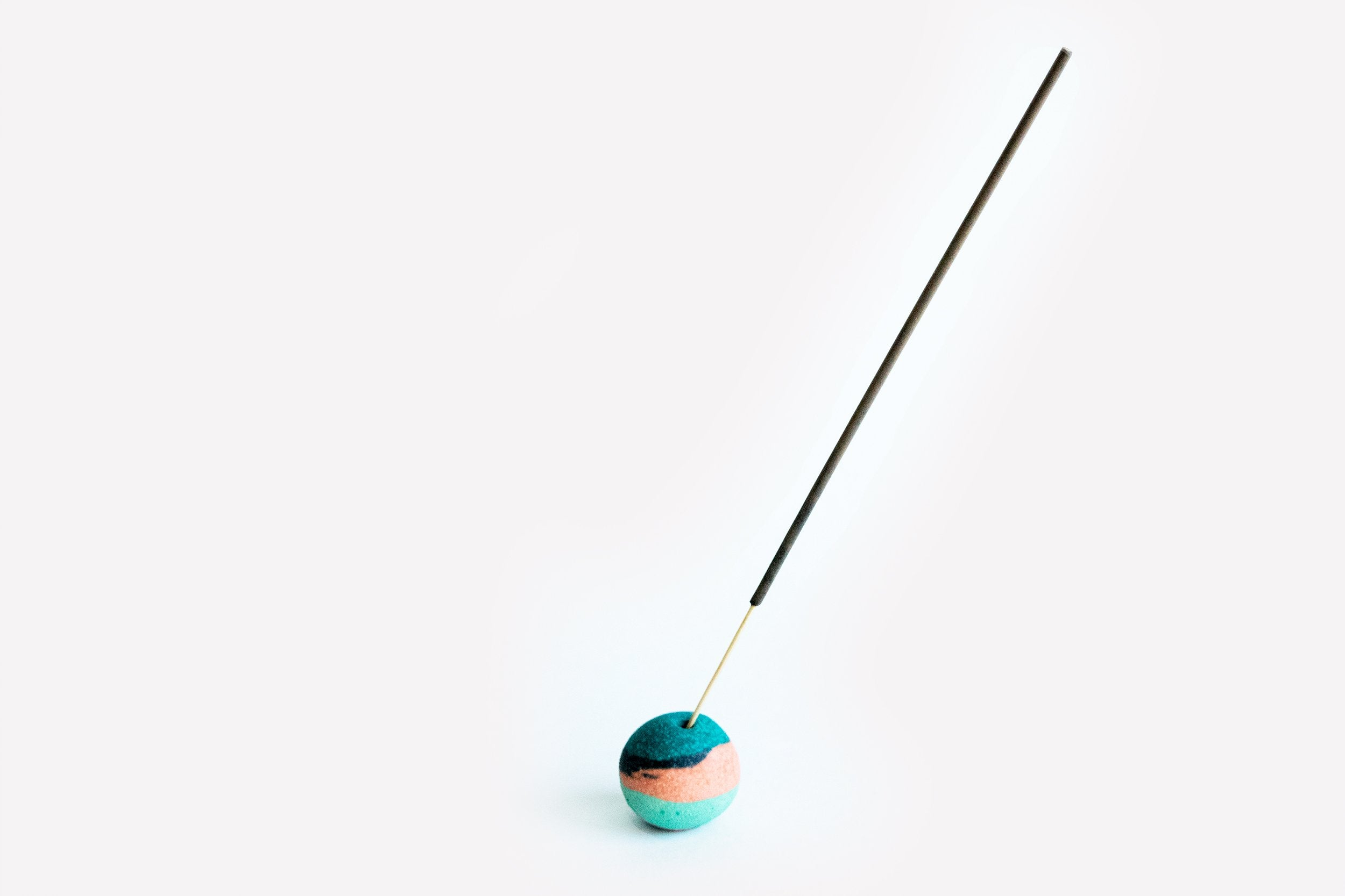 Sphere Incense Holder - Guava