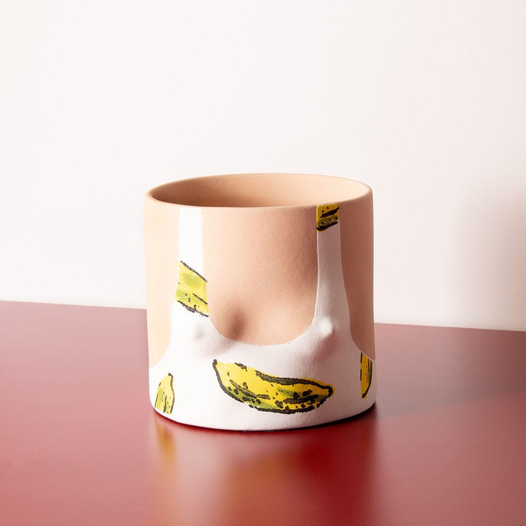 banana light pot