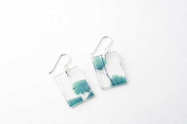 Maidenhair Earrings - Regular