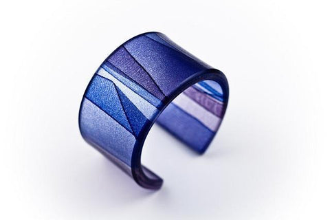 Mirage Twilight Cuff - Wide