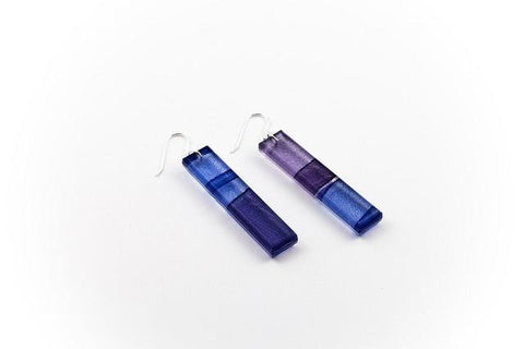 Mirage Twilight Earrings - Long