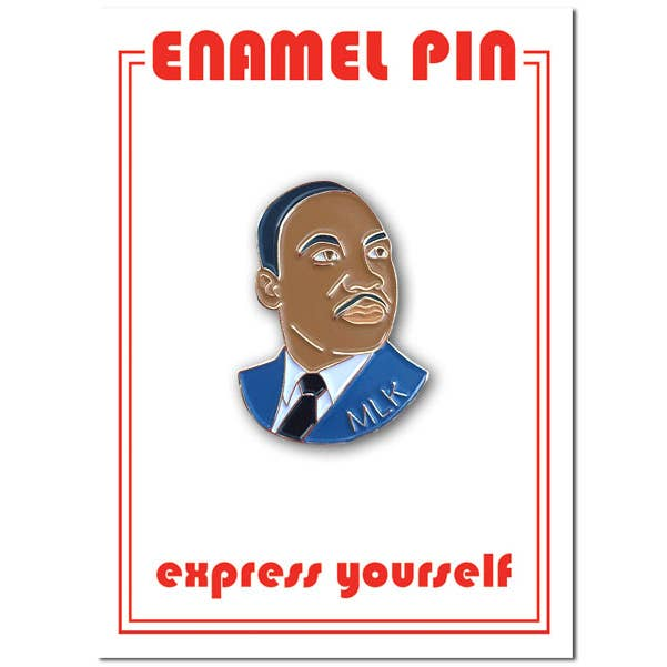 Martin Luther King Jr Pin