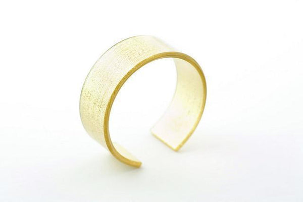 Pure Gold Cuff - Narrow