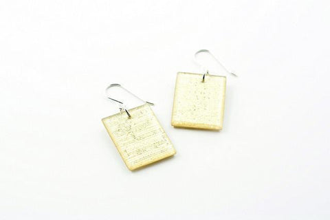 Pure Gold Earrings - Regular