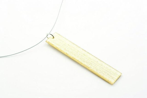 Pure Gold Necklace - Long