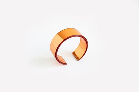 Reflect Copper Cuff - Narrow