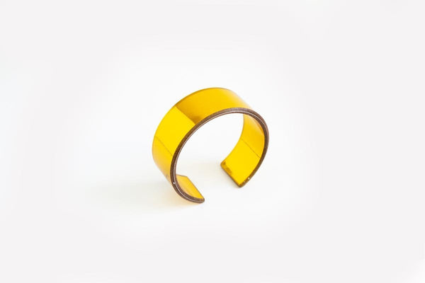Reflect Gold Cuff - Narrow