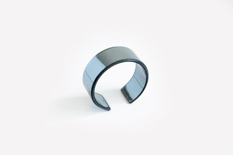 Reflect Silver Cuff - Narrow