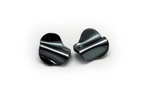 Reflect Silver Earrings - Flow Small Stud