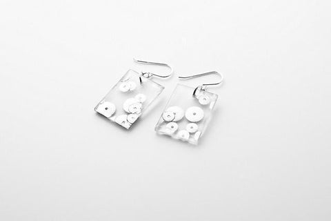 Regency Silver Earrings - Regular