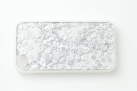 Regency Silver iPhone Case