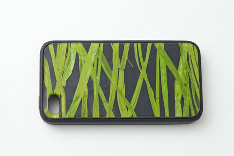 Seaweed Black iPhone Case