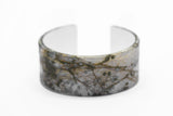 Whisper White Cuff - Narrow