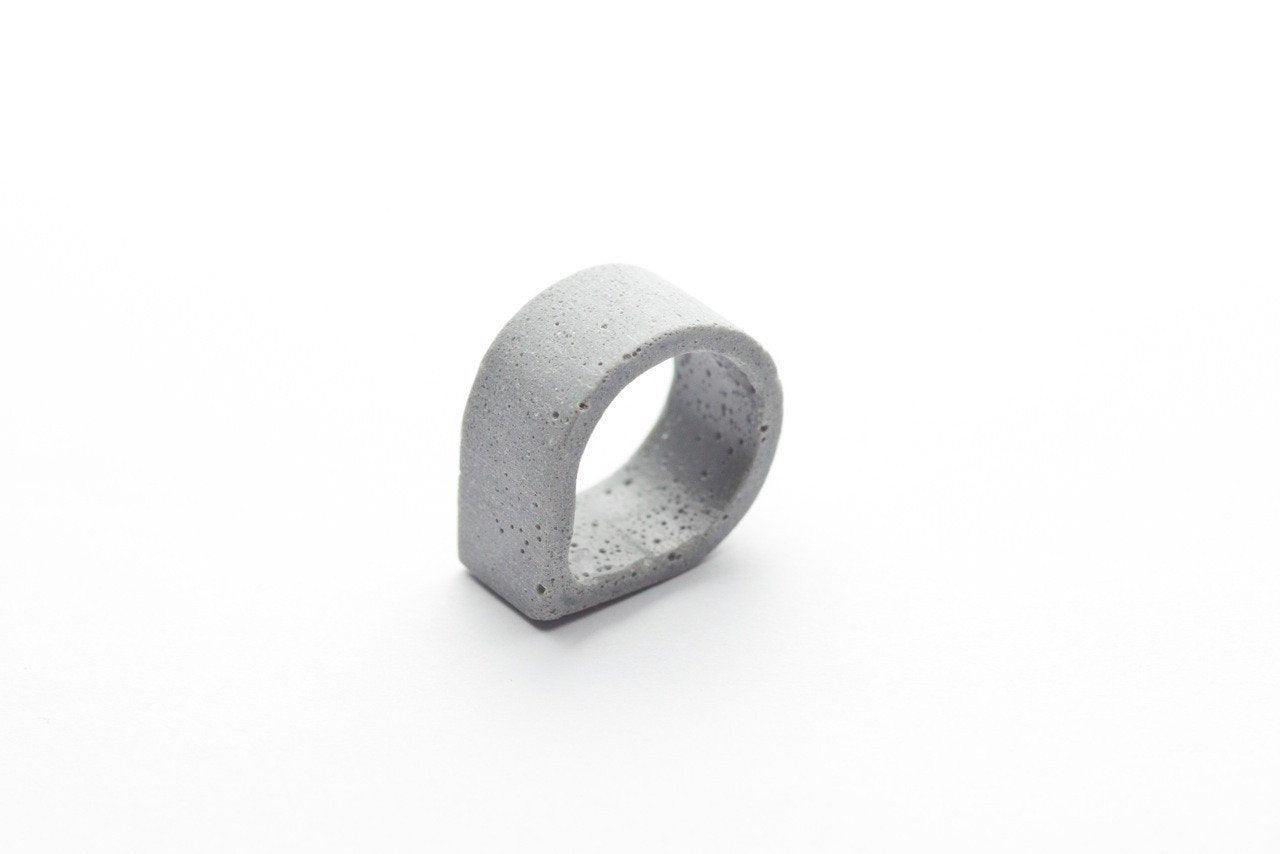 Cement Outline Ring - Drop