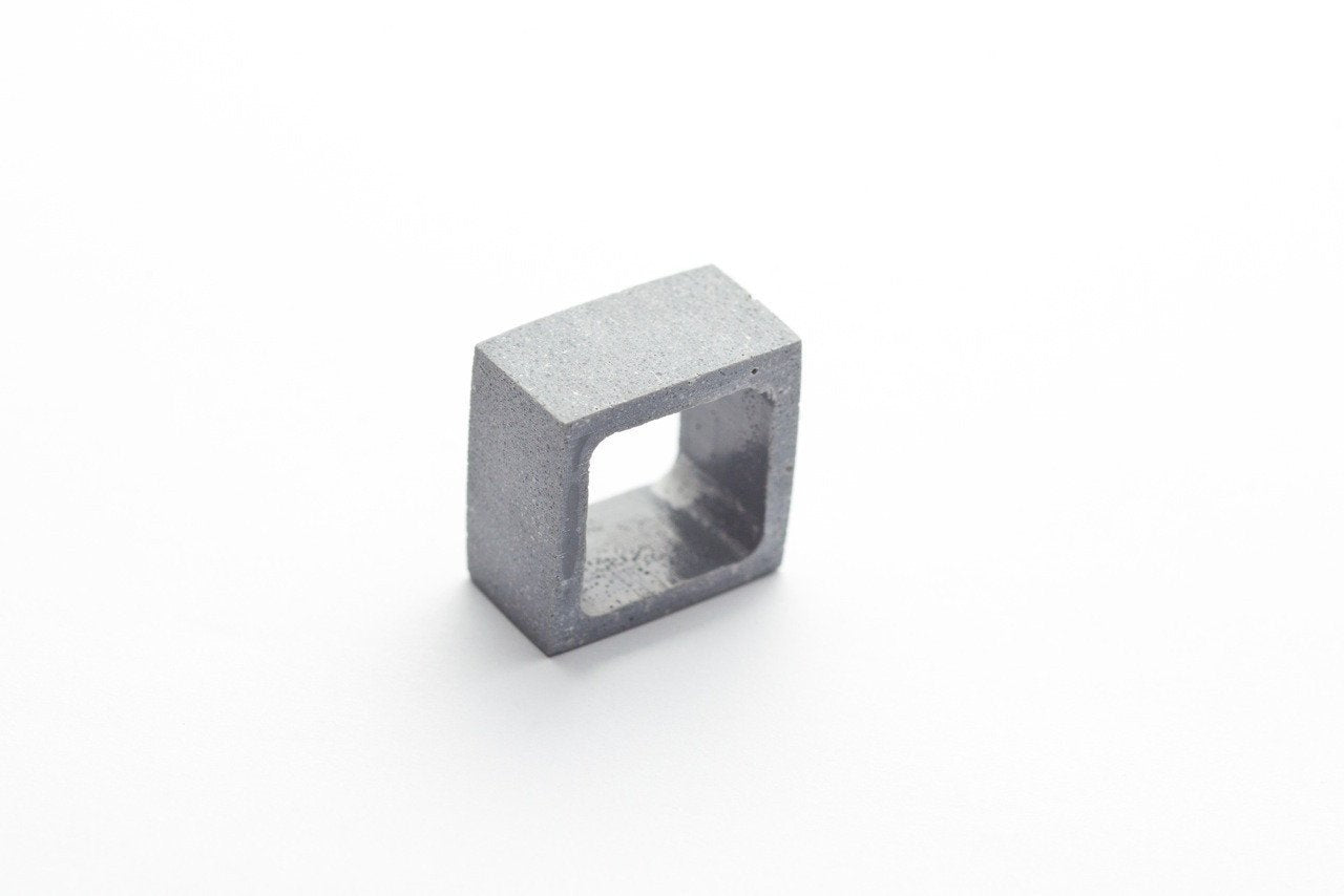 Cement Outline Ring - Square