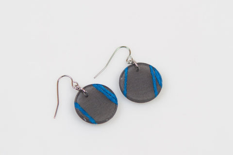 Current Marine Earrings - Circle