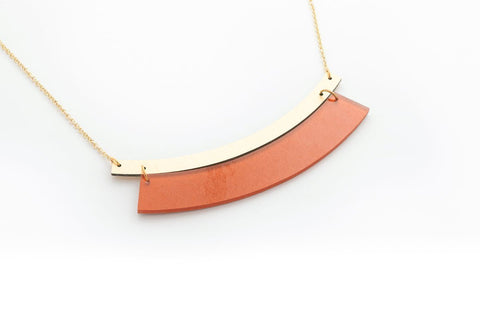 Coral Necklace - David
