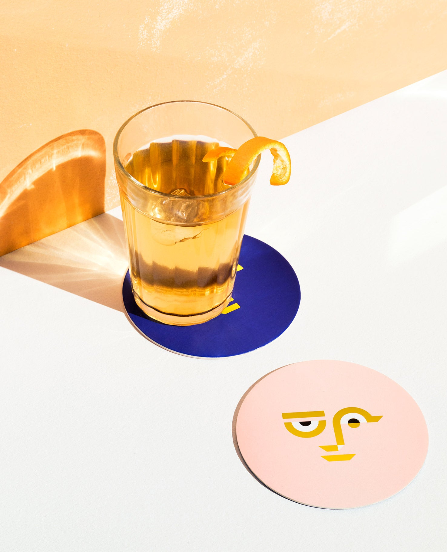 Cocktail Coasters Apollo
