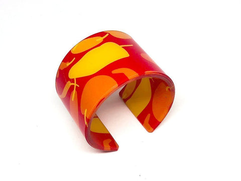 Chili Pop Cuff - Wide